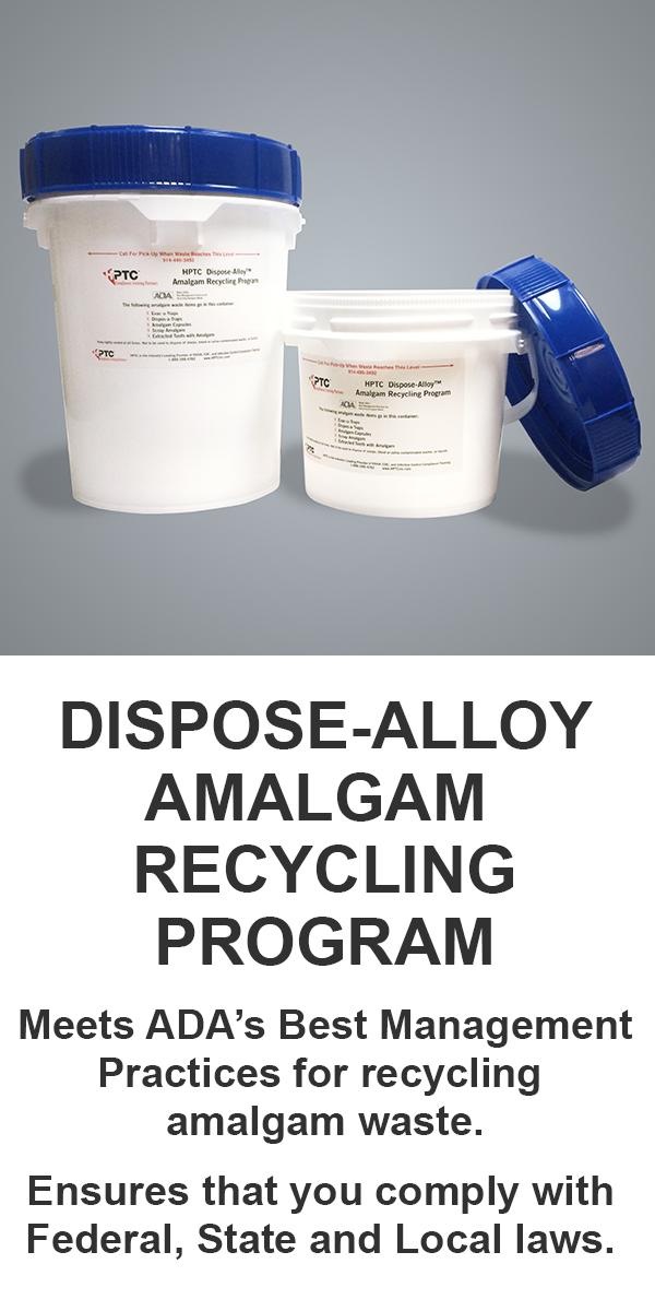 Dispose-Alloy Amalgam Recycling Program
